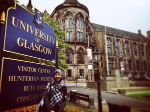 Me make University of Glasgow