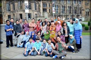 Keluarga Baru di Glasgow