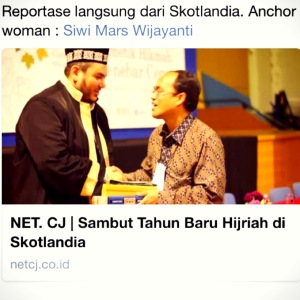 Publikasi di Net TV, citizen journalism