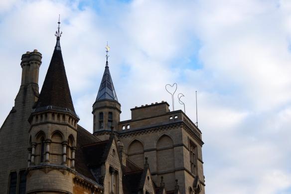 I love Oxford