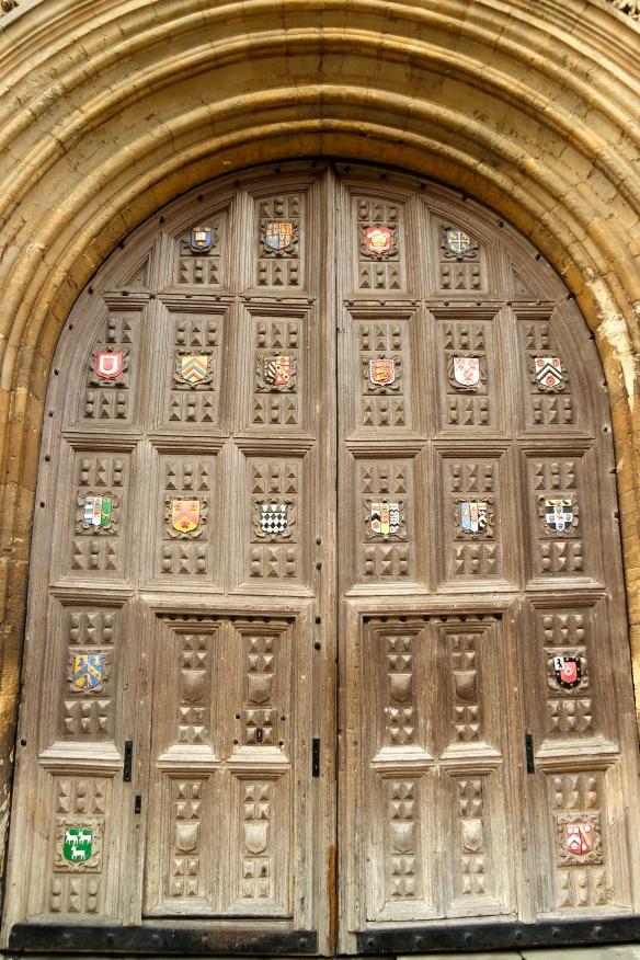 Arsitektur yang klasik tapi kokoh, Colleges yang ada di University of Oxford