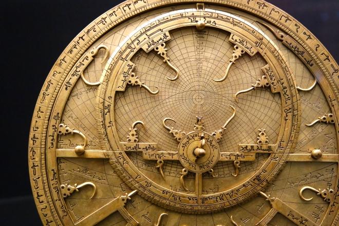 Terkesima dengan Astrolobe yang ditemukan bahkan dari abad ke 10 oleh ilmuwan Islam