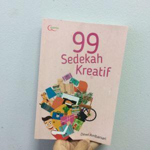 Cover Buku 99 Sedekah Kreatif