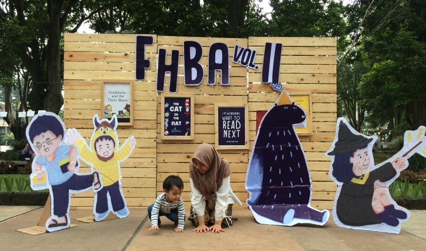 Serunya Berkelana di Festival Hari Buku Anak Vol. II!